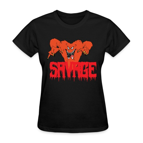savage T shirt - Women's T-Shirt