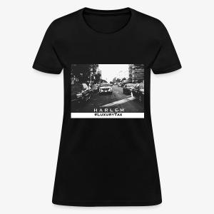 Hashtag Luxury Tax - Women's T-Shirt