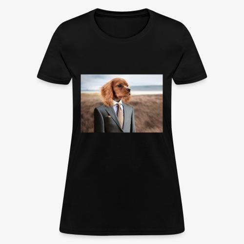 Funny Dog - Women's T-Shirt