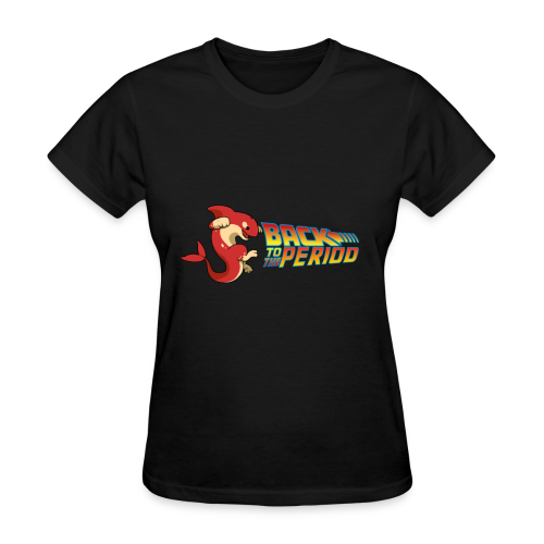 Back To The Period - Women's T-Shirt