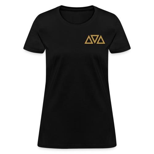 BC Triangles - Women's T-Shirt