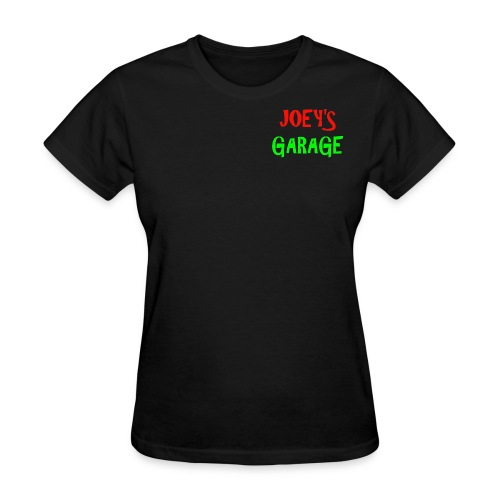 Joey s Garage Shirt - Women's T-Shirt