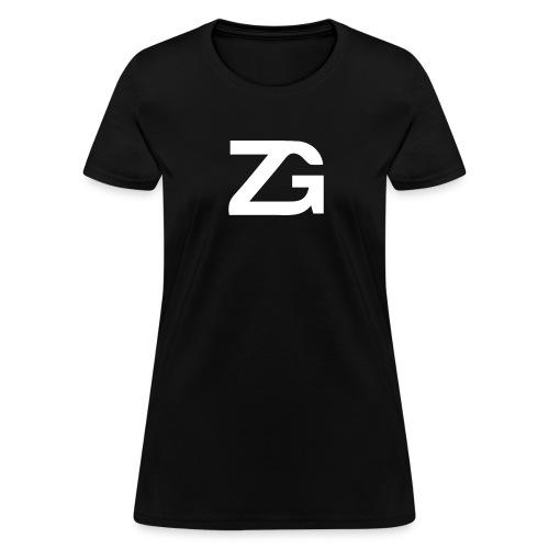 Zane Golas Large Logo - Women's T-Shirt
