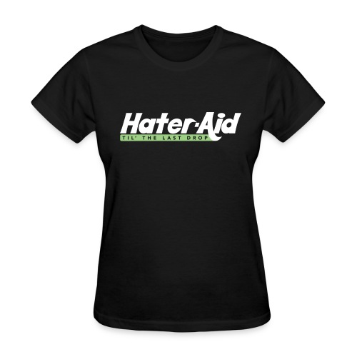 3ish: Hater-aid Minty - Women's T-Shirt