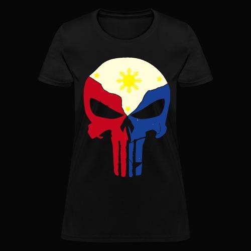 punisher ph 2 - Women's T-Shirt