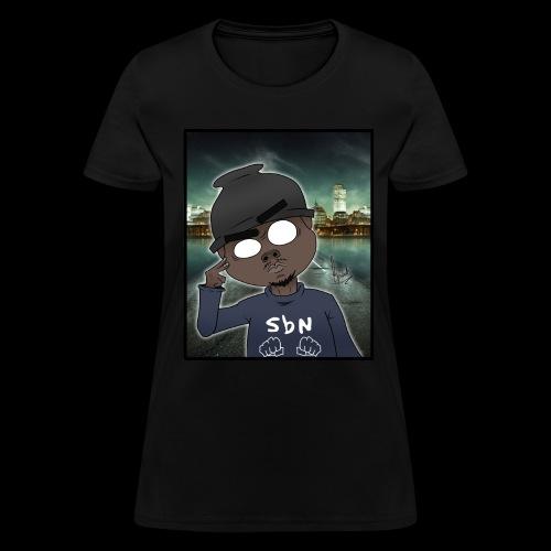 GameBr8ker Gorillaz Style - Women's T-Shirt