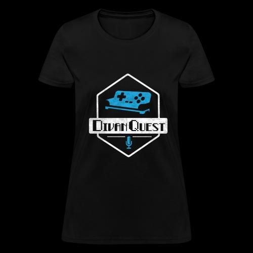 DivanQuest Logo (Badge) - Women's T-Shirt