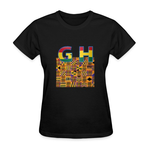 Ghana Pride - Women's T-Shirt