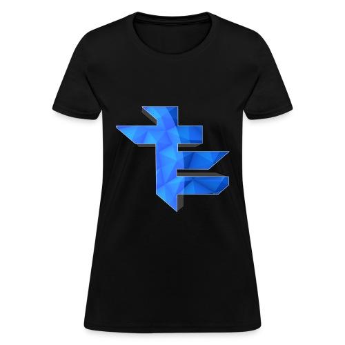 Simple LightningTE Logo - Women's T-Shirt