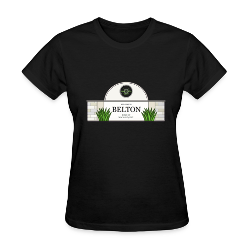 THE CITY - Women's T-Shirt