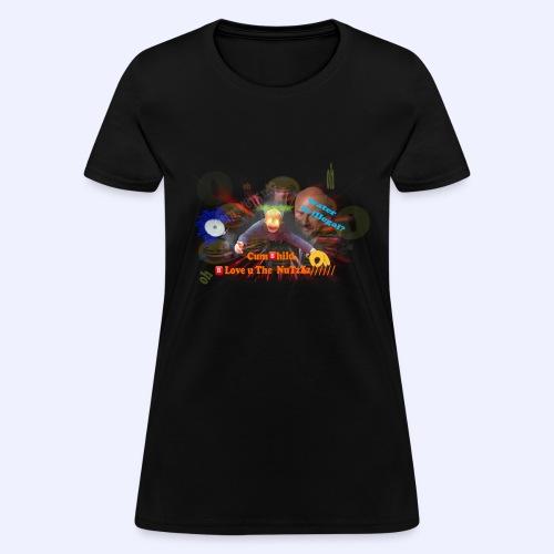 he loves You - Women's T-Shirt