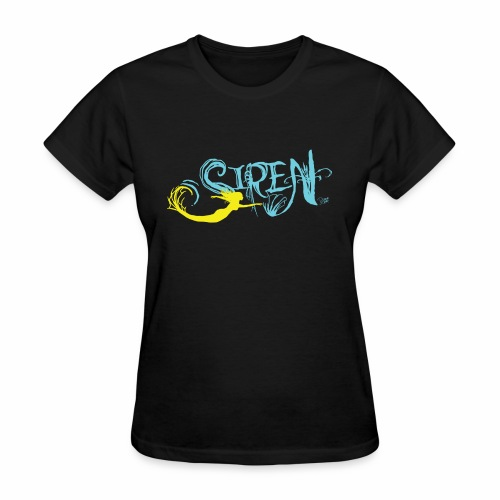 Sirens Color - Women's T-Shirt
