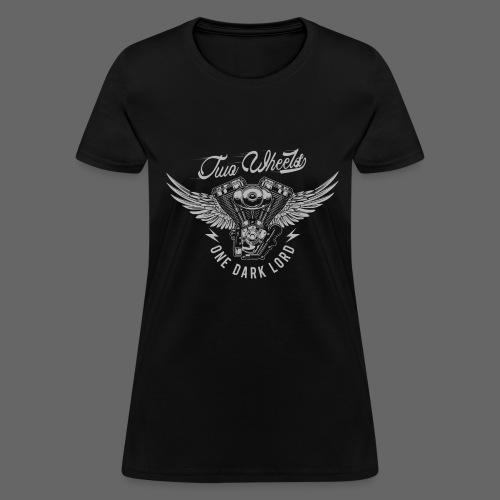 2 Wheels - Women's T-Shirt