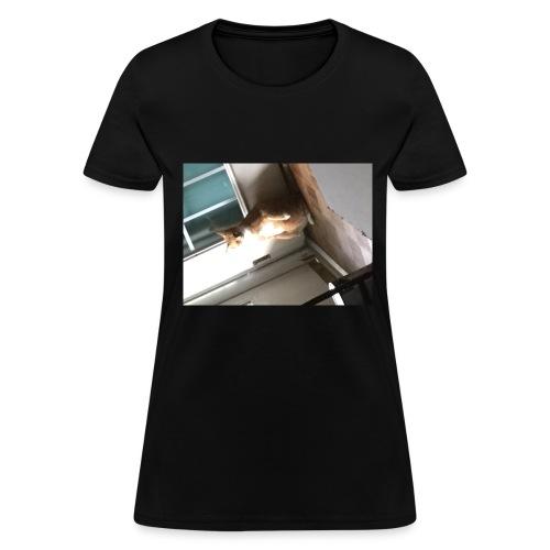 Stand cat T-shirt - Women's T-Shirt