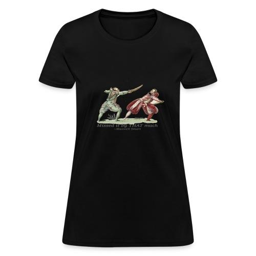 That much - Women's T-Shirt