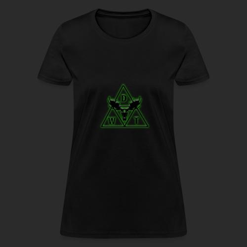 Dark WT Logo - Women's T-Shirt