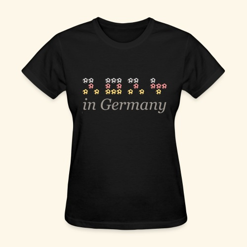 2024 in Germany - Women's T-Shirt