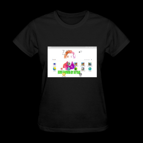 My ipad home page cup - Women's T-Shirt