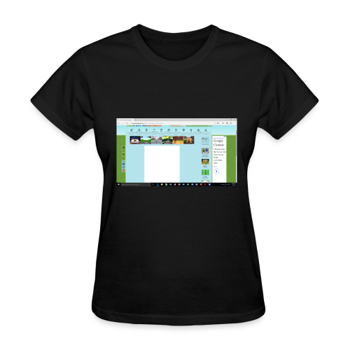 Screenshot 1 - Women's T-Shirt
