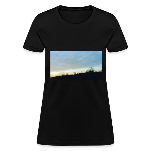 my little part of the world - Women's T-Shirt