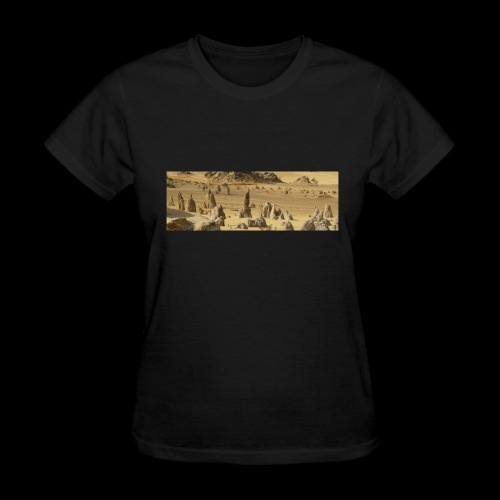 Pinnacle Paradise - Women's T-Shirt