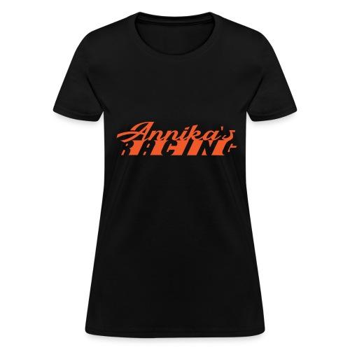 Annika's Racing - Women's T-Shirt