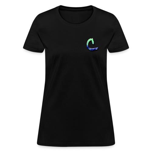 CrevixYT Logo - Women's T-Shirt