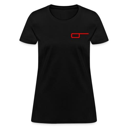 CJ Logo Design - Women's T-Shirt