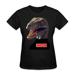 The ItsTysonius Logo - Women's T-Shirt