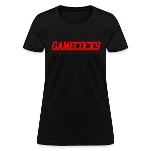 GAMECOCKS - Women's T-Shirt