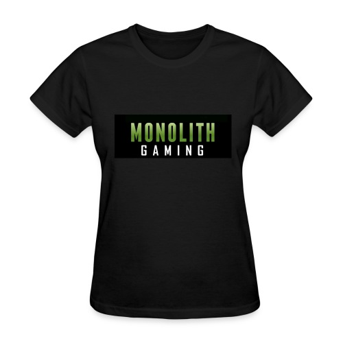 Monolith Gaming Logo - Women's T-Shirt