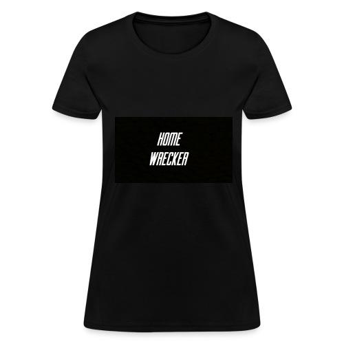 Home Wrecker's Accessories - Women's T-Shirt