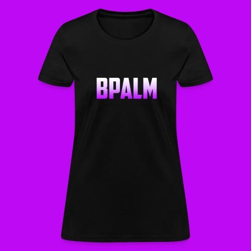Original BPalm Logo - Women's T-Shirt