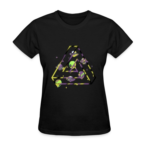 hipster - Women's T-Shirt