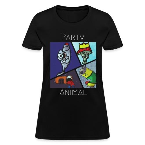 partyanimal - Women's T-Shirt