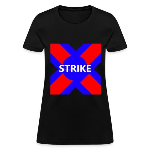 STRIKE X CROSS - Women's T-Shirt