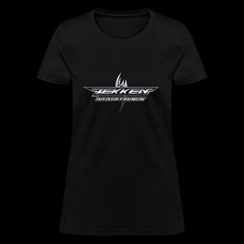 Tekken Maritimes Logo transparent - Women's T-Shirt