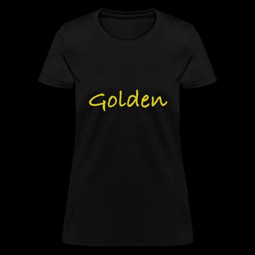 Golden Official - Women's T-Shirt