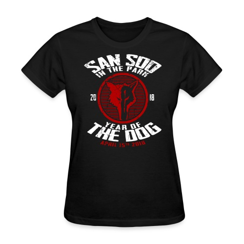 San Soo in the Park 2018 - Women's T-Shirt