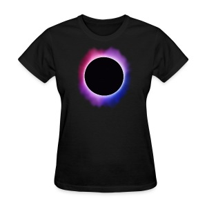 Bi Eclipse Visibility - Women's T-Shirt