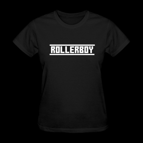Exclusive ROLLERBOY NAME LABLE - Women's T-Shirt