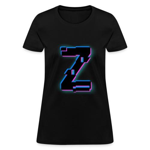 Glitchy Z - Women's T-Shirt