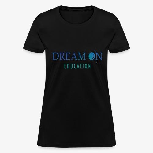 Women's Classic Black Apparel. - Women's T-Shirt