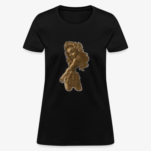 Brown Beauty - Women's T-Shirt