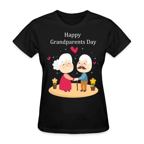 Awesome Gift for Funny Grandparents Day T-shirt - Women's T-Shirt