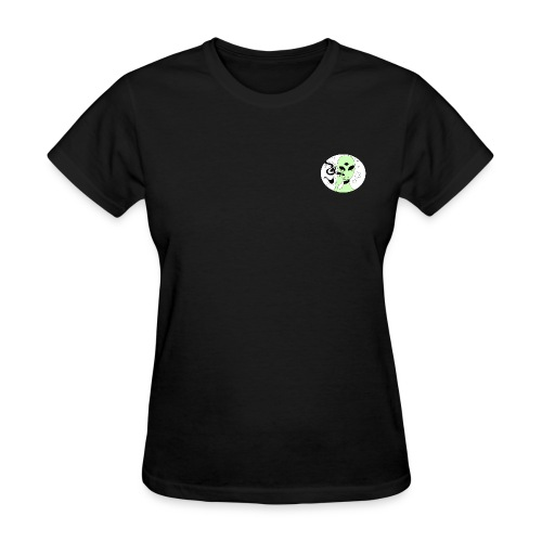 BASJAM Spaced Out - Women's T-Shirt