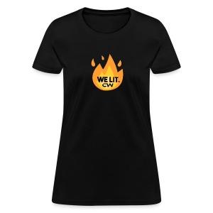 Coulter West We Lit - Women's T-Shirt