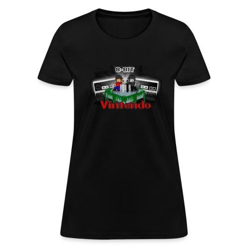 RPG Vintendo - Women's T-Shirt