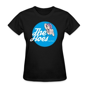 The Hoes Teenage Dreams Blue - Women's T-Shirt