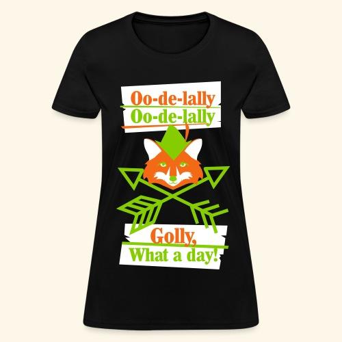 Ooodelally2 - Women's T-Shirt
